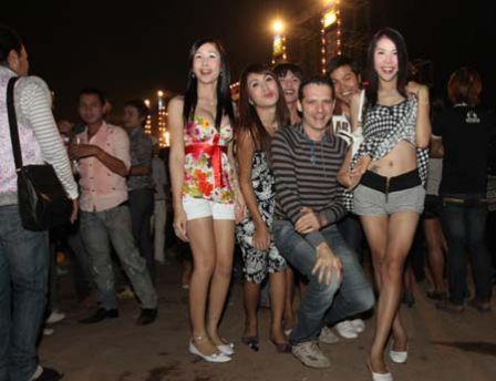 tarif prostituée thailande